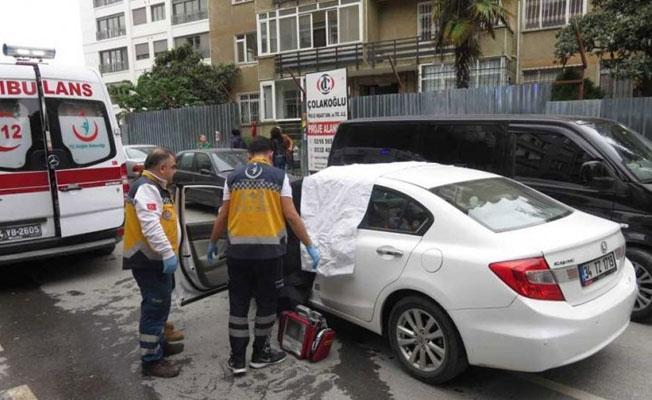 Kadıköy'de kullandığı araçta saldırıya uğrayan kadın hayatını kaybetti