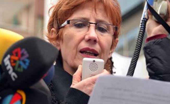 Kadın hakları savunucusu Mukaddes Alataş tahliye edildi