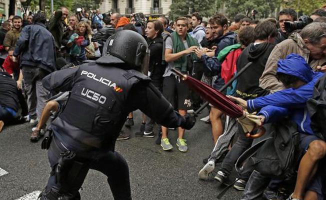 'Katalonya'da olanlar daha büyük kırılmaların habercisi'