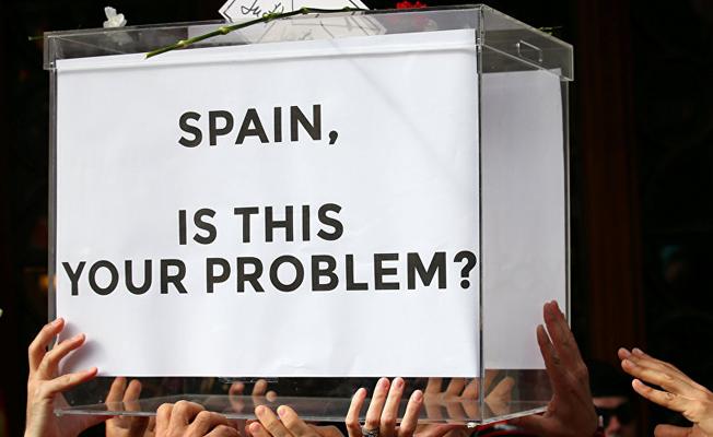 Katalonya referandumundan ilk sonuçlar açıklandı