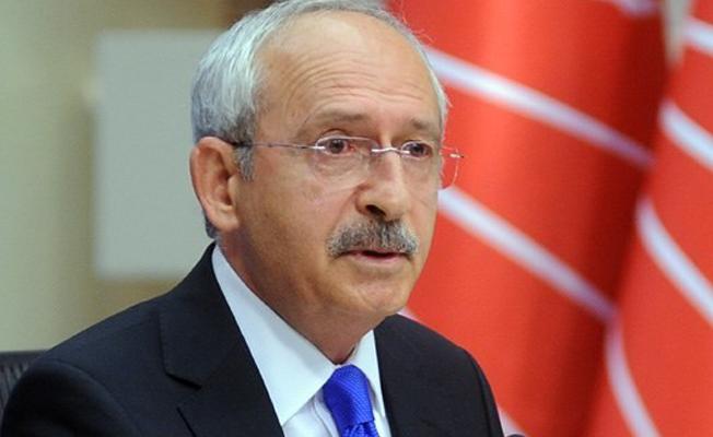 Kılıçdaroğlu'ndan Erdoğan'a: Belediye Başkanı'nın ailesiyle uğraşmak faşist diktatörlüğün yöntemidir