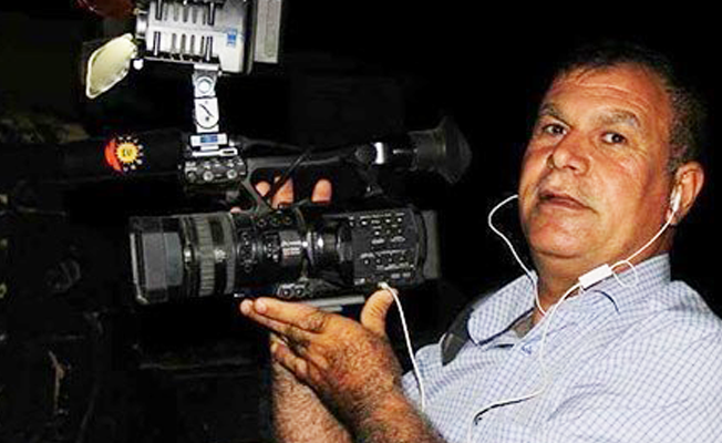 Kürdistan TV kameramanı boğazı kesilerek öldürüldü