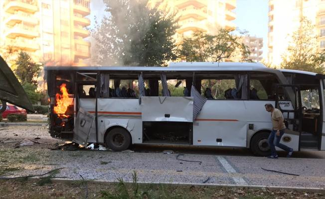 Mersin'deki bombalı saldırıyla ilgili yayın yasağı getirildi