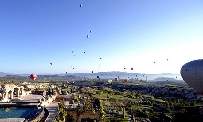 Museum Hotel Kapadokya yazın keyfini yaşamaya davet ediyor!