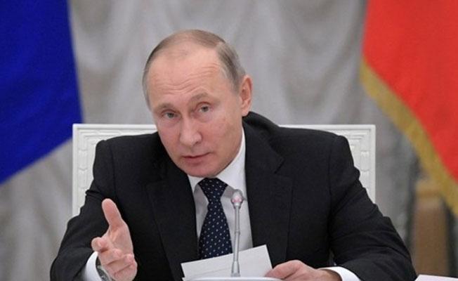 Putin, Kürdistan'a yönelik petrol ambargosuna karşı çıktı