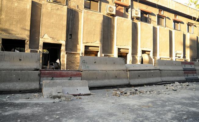 Şam'da 3 intihar saldırısı