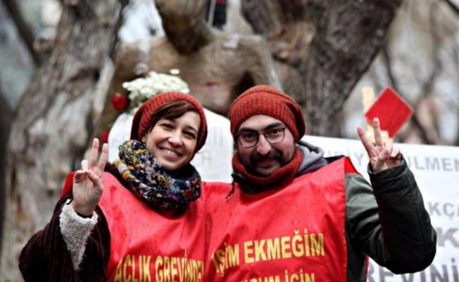 OHAL Komisyonu'na 'Gülmen ve Özakça'nın başvurularını öne alın' çağrısı