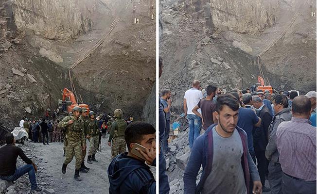 Şırnak'ta kömür ocağında göçük: 7 işçi hayatını kaybetti