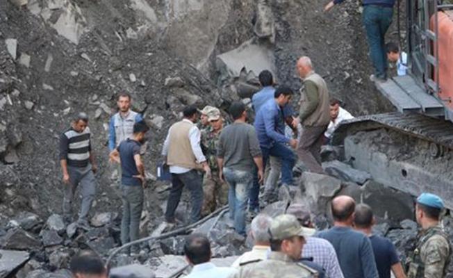 Şırnak'taki maden faciasında hayatını kaybeden işçi sayısı 8'e yükseldi