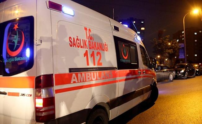 Şişli'de bir binada patlama: Yaralılar var