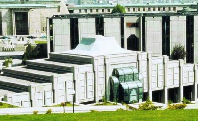 TBMM'deki ödüllü cami yıkılacak