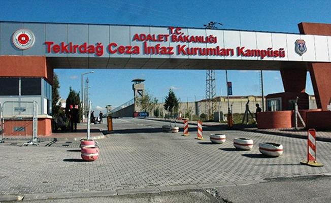 """Tekirdağ Cezaevi'nde """"kapıya sert vurdun"""" cezası"""