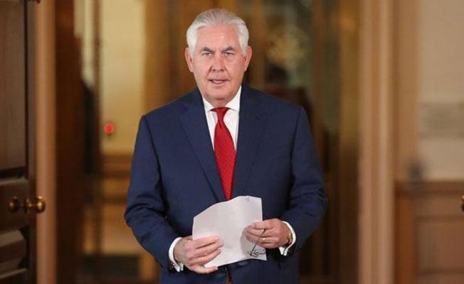 ABD Dışişleri Bakanı: Bütün yabancı savaşçılar Irak topraklarını terk etsin
