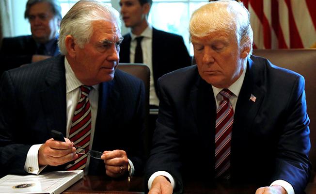 Tillerson: Trump İran anlaşmasından çekilmeyecek
