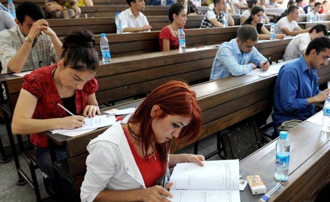 Üniversiteye giriş sınavı aynı gün 2 oturumla yapılacak