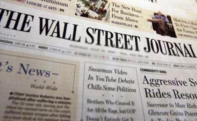 Wall Street Journal muhabirine Türkiye'de hapis cezası