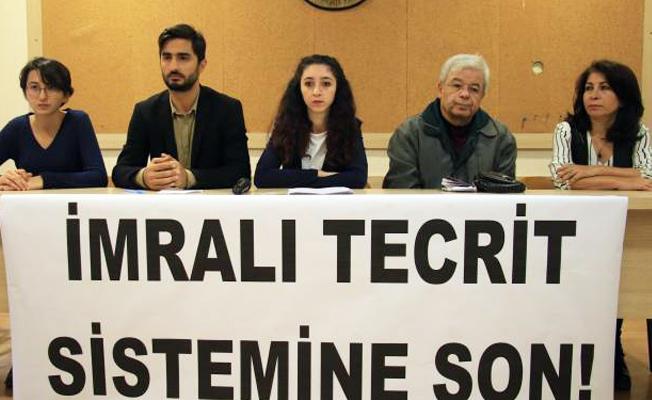 250 avukattan Abdullah Öcalan'la görüşme girişimi