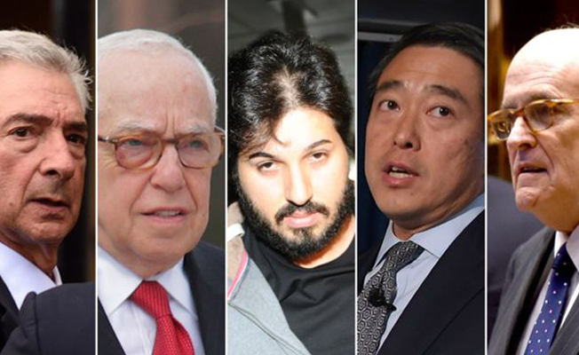 27 Kasım'daki Reza Zarrab davasının kilit isimleri