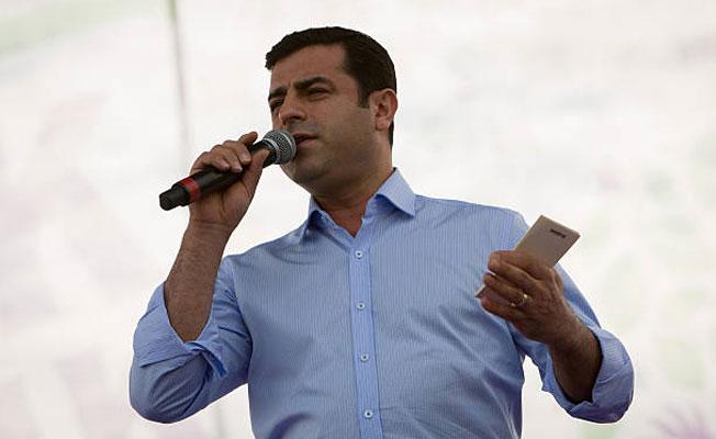Savcı, Demirtaş'ın tutukluluk halinin devamını istedi
