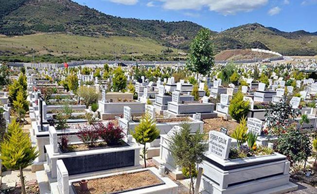 Akyurt Belediyesi, mezarlığı satışa çıkardı