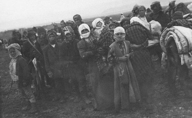 Alman kentlerine Ermeniler için anıt talebi