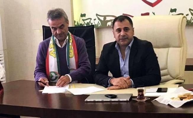 Amedspor'da Ahmet Akcan dönemi