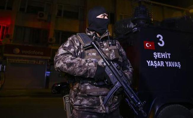 Ankara'da IŞİD operasyonu: 250 adrese eş zamanlı baskın