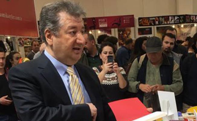 Aydınlık yazarı Önkibar'a kitap fuarında saldırı