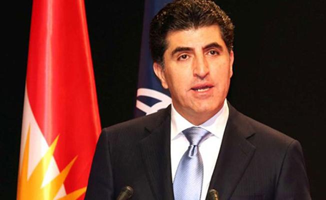 Barzani'den Türkiye'ye teşekkür:  Dar günde Kürdistan Bölgesi'ne yardımcı olmuşlardır