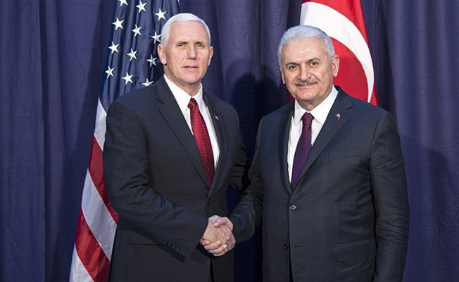 Başbakan: Pence 'YPG ile ortaklığımız biraz daha devam edecek' dedi