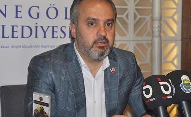 Bursa Büyükşehir Belediyesi'nin yeni başkanı belli oldu