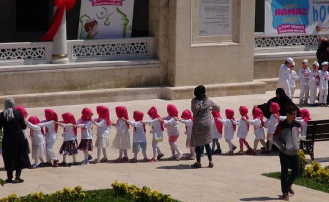 Camide MEB'e bağlı anaokulu açıldı