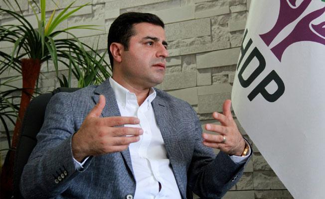 Demirtaş'a dokunulmazlığa rağmen soruşturma açıldı