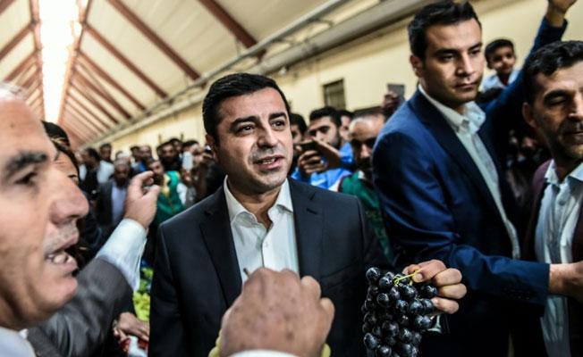 Demirtaş'ın duruşma engeline gerekçe: Diyarbakır'ın siyasal yapısı