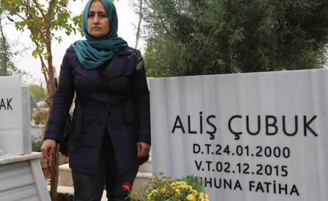 Diyarbakır'da taşları değiştirilen bazı mezarların kimlik ismi de silindi