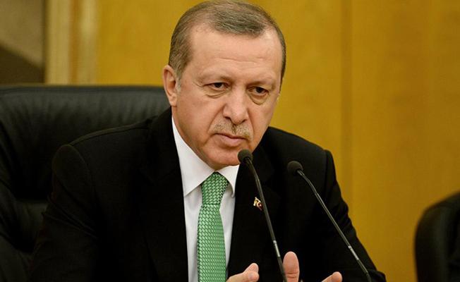 Erdoğan'dan Rusya ve ABD'nin Suriye bildirisine tepki