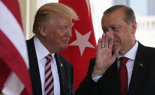 Erdoğan-Trump görüşmesine ilişkin ABD'den açıklama