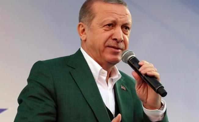 Erdoğan yeni AKM'nin tanıtımında konuştu: 2019'da bitecek