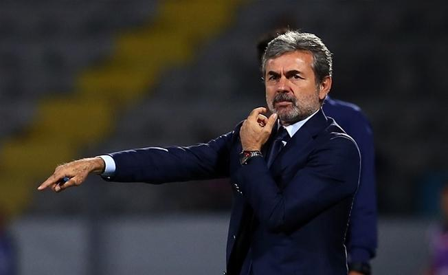 Fenerbahçe'den Aykut Kocaman açıklaması