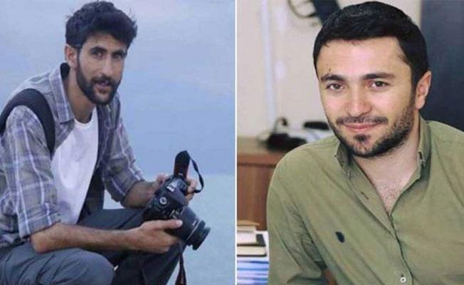 Gazeteci Selman Keleş ve Arif Aslan tahliye edildi