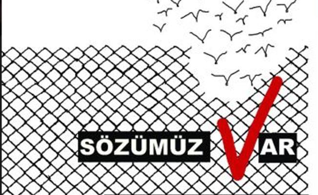 Gazeteciler, akademisyenler ve avukatlar 'Sözümüz Var' diyerek yürüyecek