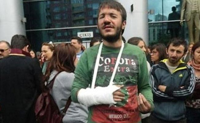 Gezi eylemcisi genci döven polise ByLcok davası