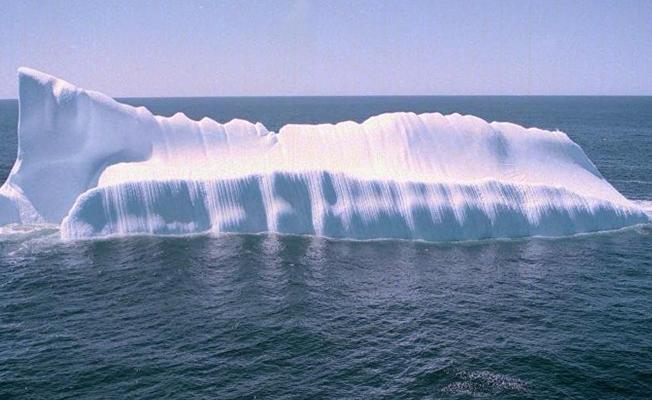 Grönland'daki buzların erime hızı artıyor