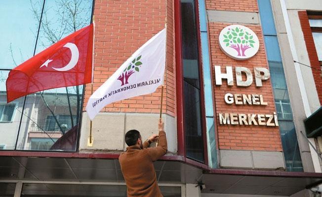 HDP kurultay için kararını verdi