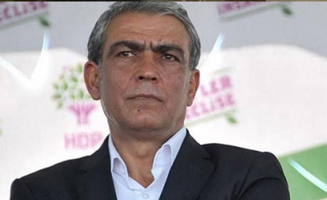 HDP'li Ayhan'a yurtdışı yasağı