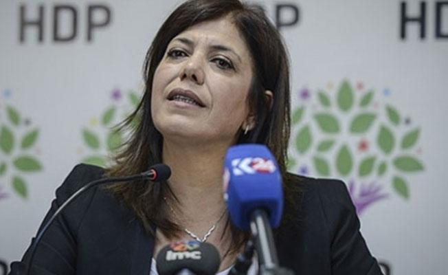 HDP'li Beştaş'tan Zana tepkisi: Gerekçe devamsızlık değil, 'Türkiye milleti' ifadesi