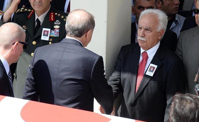 HDP'li Özsoy: Perinçek paralel Dışişleri Bakanı gibi konuşuyor
