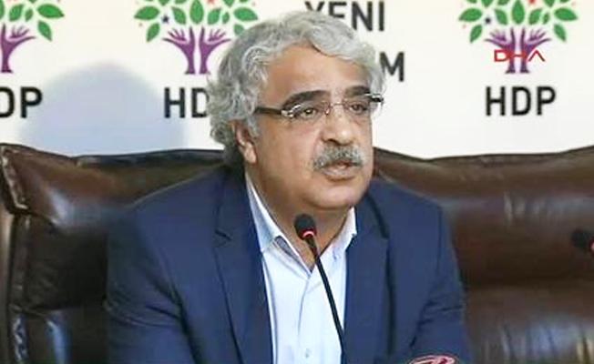 HDP'li Sancar: AYM hukuku değil iktidarı koruyor