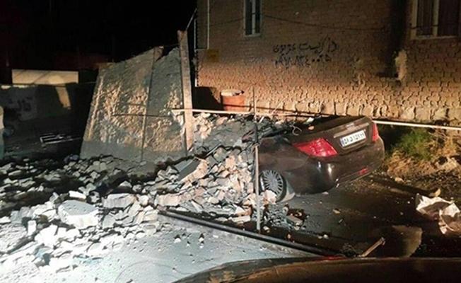 Irak-İran sınırında deprem: Yüzlerce ölü ve yaralı