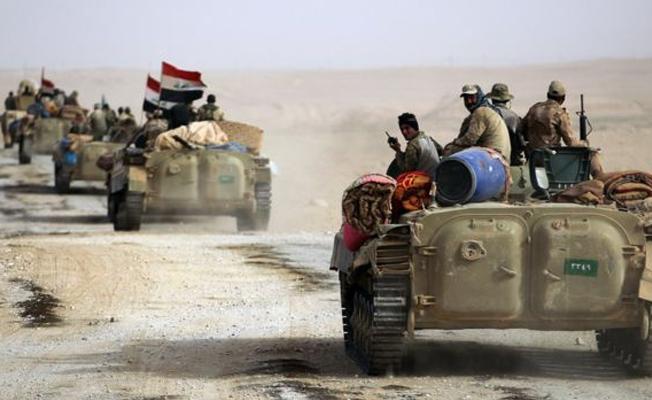 Irak güçleri IŞİD'in elindeki son kente girdi